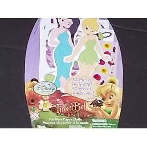 Disney Fairies Tinkerbell and the Lost Treasure Paper