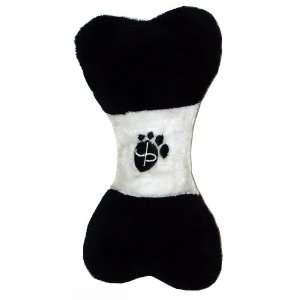 John Paul Pet Small Plush Pet Toy Bone