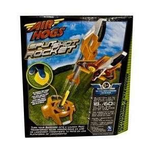 Air Hogs Split Shot Rocket  Toys & Games