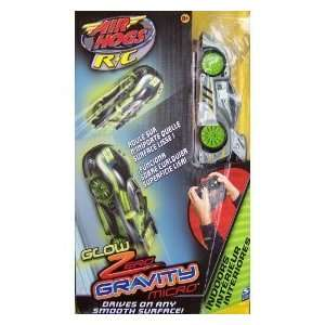 Air Hogs R/C Glow Zero Gravity Micro Car   Channel C Toys & Games