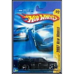 Hot Wheels 2007 New Models  Chevy Silverado (20 of 36   020/180