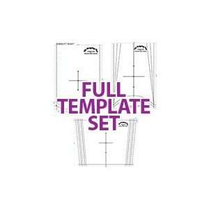 Window Treatment Template Set Arts, Crafts & Sewing