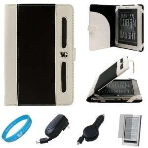 with Accessory Slots for Sony PRS950 Daily Edition Wireless e Reader