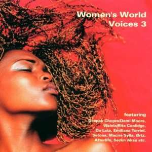 Womens World Voices 3 Various Artists Music