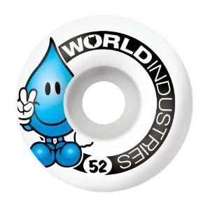 World Industries Wet Willy Corporate Skateboard Wheels