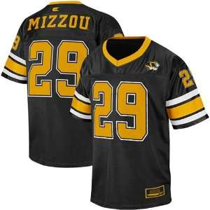 Missouri Tigers #29 Youth Stadium Replica Football Jersey   Black