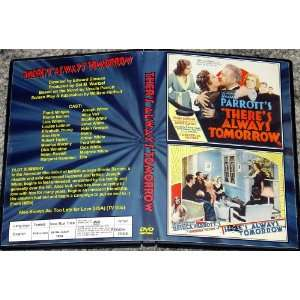 THERES ALWAYS TOMORROW   DVD   Frank Morgan & Robert