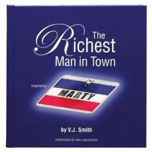 Successories The Richest Man in Town Gift Book