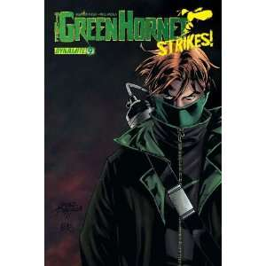 Green Hornet Strikes! #9 Brett Matthews Books