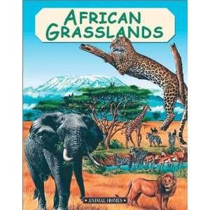 African Grasslands (0609746422178): Anita Ganeri: Books