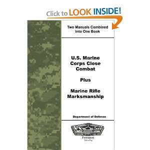 U.S. Marine Corps Close Combat Plus Marine Rifle