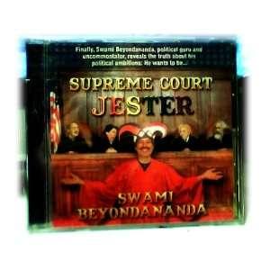 Supreme Court Jester (9780975598320): SWAMI BEYONDANANDA
