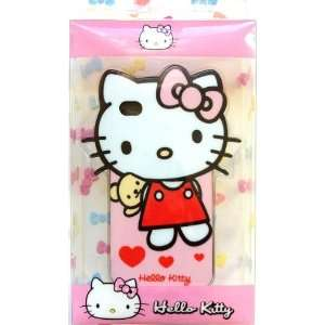Big Head Hello Kitty Back Cover Case for Iphone4 / Iphone4S