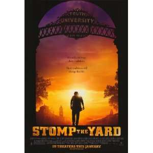 Stomp the Yard Movie Poster (11 x 17 Inches   28cm x 44cm