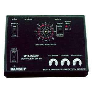 Ramsey DDF1 Doppler Direction Finder Kit Camera & Photo