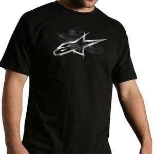Alpinestars Thrill T Shirt   Large/Black Automotive