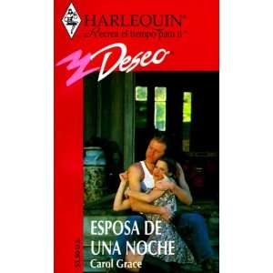Esposa De Una Noche (Wife For A Night) (Harlequin Recrea El Tiempo
