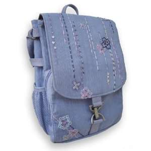 NokHoo Raining Paradise Laptop Backpack