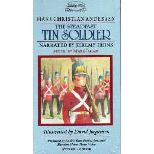 Hans Christian Andersen The Steadfast Tin Soldier David