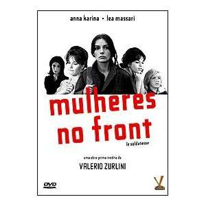 Mulheres No Front   Le Soldatesse [Import]: Movies & TV