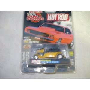 to 1999 10 Years Racing Champions Hot Rod 33 Ford Vicky Toys & Games
