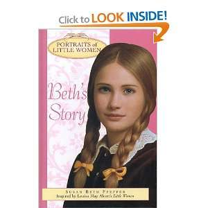 Beths Story (Portraits of Little Women) (9780385325264