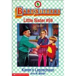 Sitters Little Sister) (9780785759508) Ann Matthews Martin Books
