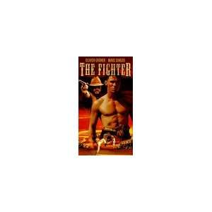 Fighter [VHS] Olivier Gruner, Ian Ziering, Ashley