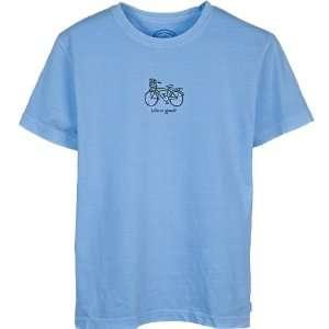 Life is good Breeze Bike Short Sleeve Crusher Tee Womens