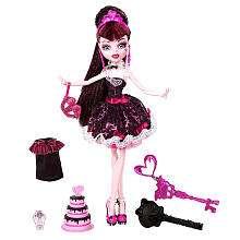 Monster High Sweet 1600 Doll   Draculaura   Mattel 1001134   Fashion