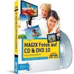 Fotos auf CD & DVD 10: Das farbige Handbuch: auch für Version deluxe
