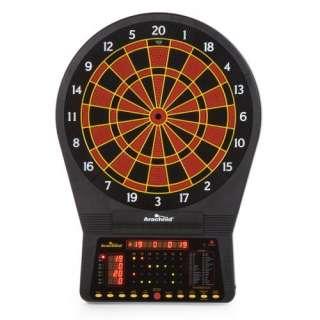 Arachnid Cricket Pro 750 Electronic Dart Board Game Room