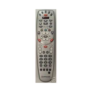 Motorola Digital Cable Box Dvr / Hdtv Comcast Remote
