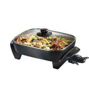 Oster Inspire Electric Skillet with 12 x 15 Inch Pan 3004 000, at