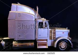 Toy Semi Truck Cab Stock Photo 192520 : Shutterstock