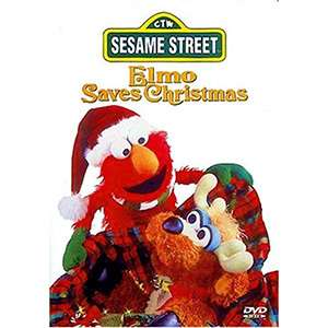 Elmo Saves Christmas DVD  Shop the Ticketmaster Merchandise Official