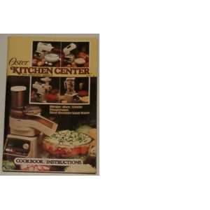 Oster Kitchen Center Food Preparation Appliance (Cookbook