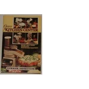 Oster Kitchen Center Food Preparation Appliance (Cookbook