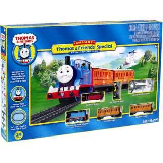 Train Set, Thomas And Friends Ho Scale Trains, EZ Track Train Set