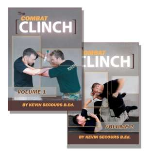 Budovideos   Combat Clinch 2 DVD Set with Kevin Secours