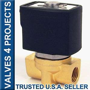Electric Solenoid Valve Air Gas Etc 110 Volt B20N