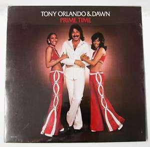 74Tony Orlando Dawn LP Record Prime Time STILL SEALED