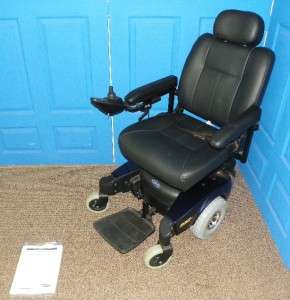 Pronto M51 Sure Step Electric Wheelchair!