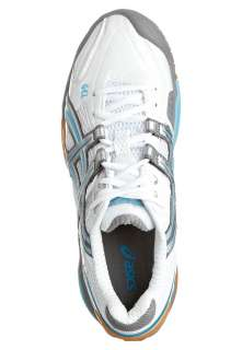 ASICS GEL DOMAIN   Indoor Shoes   white   Zalando.co.uk