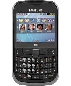 Buy T Mobile Samsung Chat Mobile Phone Silver at Argos.co.uk Your