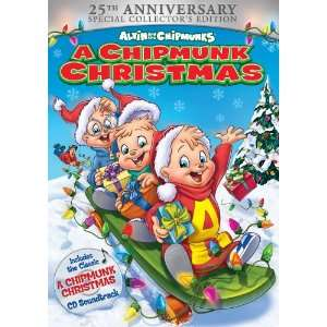 Alvin and the Chipmunks   A Chipmunk Christmas (25th
