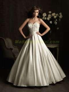 Madame Bridal: Allure 8904 Wedding Dress