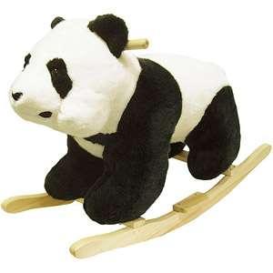 Walmar Happy rails Plush Rocking Animal, Panda Bikes & Riding