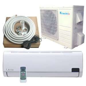 15 SEER DC Inverter Ductless Mini split Heat Pump Air conditioner