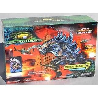 The Ultimate Godzilla Electronic Action Figure by Trend Masters